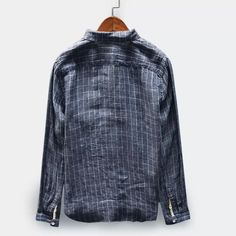 TWO-SIDED Mens Cotton Vintage Plaid Pullover Long Sleeve Casual Henley Shirts is best and cheap on Newchic Mobile. Vintage Shirts, Vintage Men, Henley Shirts, Casual T Shirts, Collar Shirts, Men Sweater, Button Down Shirt, Leather Jacket, Plaid