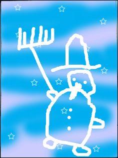 tekenen_met_kaars > daarna schilderen met waterverf of ecoline