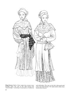 Ancient (Han?) Chinese farmer clothing, men and women