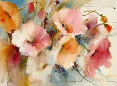 Quelques couleurs rangées sur la palette, avant d'aller se poser sur la toile, pour y semer grains de pollen et nectar de peinture, véritable défi technique et poétique, peindre des fleurs consiste à restituer la fragilité et le caractère éphémère de...