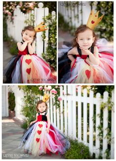 Madhatter theme, Alice in Wonderland, tea party, bridal shower, wedding, birthday, Queen of Hearts tutu dress, flower girl dress, crown, costume www.quynhwagoner.com