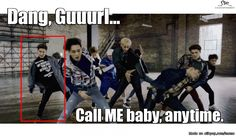 Suho be like... and then there's Tao | allkpop Meme Center Pause buttons will be the death of me