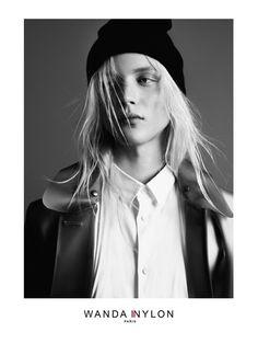 Wanda Nylon Fall Winter 2014 Campaign b9d46459d95b