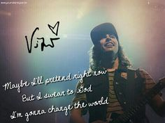 Pierce the Veil- stained glass and colorful tears <3