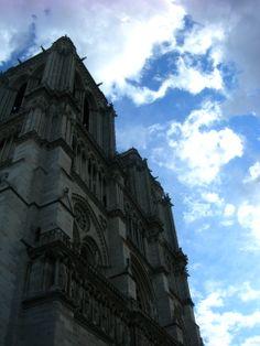 #catedral #notre dame #sol #fotografia #photo #church #paris