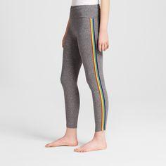 e016df7e304 Women s Yoga Leggings Flat Waistband - Mossimo Supply Co.™ (Juniors )