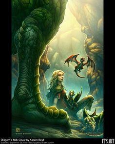 Dragon's Milk Cover by Kerem Beyit