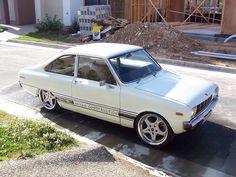 R100 Mazda Cars, Jdm Cars, Custom Trucks, Custom Cars, Classic Japanese Cars, Classic Cars, My Dream Car, Dream Cars, Mazda Familia