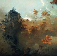 The Works of Zdzisław Beksiński - Album on Imgur