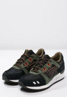 ASICS GEL-LYTE III - Sneaker - black -