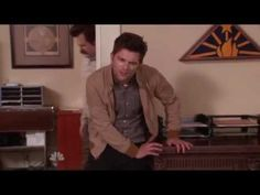 Parks and Recreation | The Calzones Betrayed Me | Ben Wyatt - YouTube