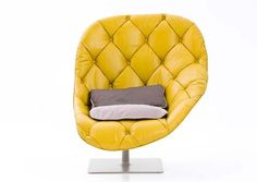 my beautiful backside sofa   MOROSO - BOHEMIAN SESSEL (design: Patricia Urquiola)