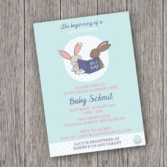 New Chapter  Baby Shower Invitation by JalapenoPaperBtq on Etsy, $12.00