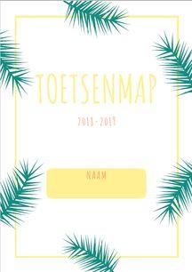 Voorblad Toetsenmap Classroom Organisation, Classroom Management, Classroom Setting, Tropical Leaves, School Days, Teacher, Kato, Lemon, Passion