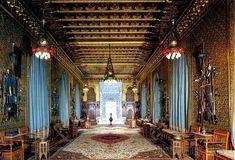 Exterior Design, Interior And Exterior, Peles Castle, Palace Interior, Carpathian Mountains, Royal Crowns, Classic Interior, Classical Architecture, Fantasy Artwork