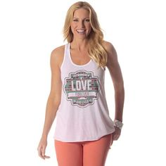 FOREVER AND EVER TANK TOP