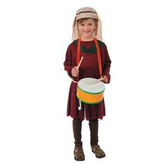 Little Drummer Boys Halloween Costume