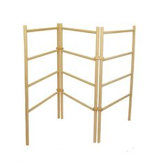 Traditional style wooden drying rack. Made in New Zealand, wooden clothes rack, wooden rack, drying rack, clothes horse,