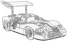 Chaparral 2F 1967