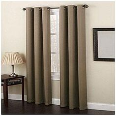 View Montego Grommetted Panels Deals at Big Lots