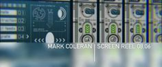 Showreel of screen design work for various films that Marc Coleran have worked on. That Guy inspired me alot.