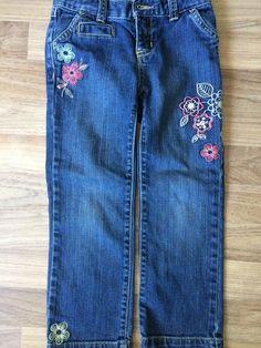 Jeans - Girls Size 5 Girls Jeans, Girl Fashion, Spandex, Product Description, Boutique, Cotton, Pants, Woman Fashion, Trousers