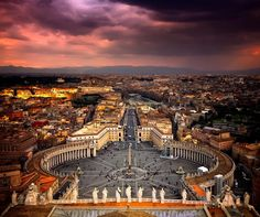 Vatican City, Rome Photo by Neil Cherry