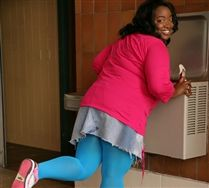 Plus Sized Nylon/Lycra Tights  Our new plus size tights are soft and stretchy and are specially made with the needs of plus size woman in mind, and they are of course available in all of our 50+ colors. $15.00