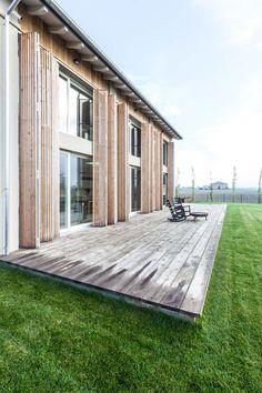 House EFFE-E von Archiplan Studio | Einfamilienhäuser