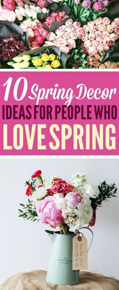 82 best ostara spring equinox images on pinterest easter crafts 10 spring decor ideas thatll keep your home looking fresh bright mightylinksfo
