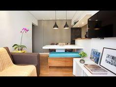 Como decorar um apartamento pequeno e aumentar o espaço