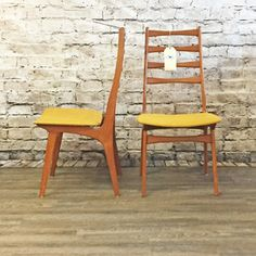 What do you think of this? Danish Mid-Centur.... You can check it out here:  http://vintagehomeboutique.ca/products/danish-mid-century-modern-teak-ladderback-dining-chairs?utm_campaign=social_autopilot&utm_source=pin&utm_medium=pin