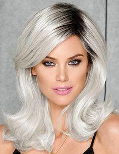 Whiteout Wig Lila Shampoo, Shampoo For Gray Hair, Violet Shampoo, Black Hair Spray, Best Purple Shampoo, Best Hair Dye, Covering Gray Hair, Grey Wig, Colored Wigs