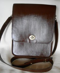 Leather bag handbag brown leather bag Stylishgenuine от Larasmagic, $100.00
