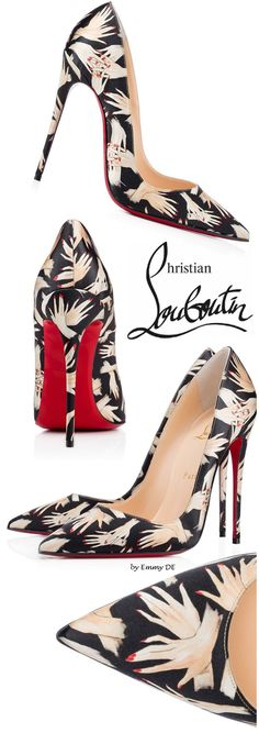 What amazing it is! 2015 Christian Louboutin Shoes are popular online,