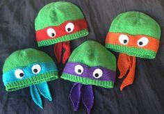 Child size TMNT hat