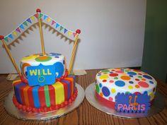 Carnival theme cakes