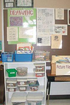 TAB-Choice Art at McAuliffe Elementary