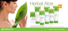 Herbalife has a great line of skin care products too. Contact me for details: jenshu76@gmail.com
