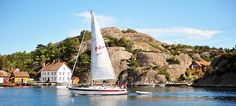 Idyllic archipelago in Southern Norway - Photo: Anders Martinsen