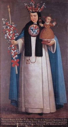 Monjas Coronadas: una exposición de pintura novohispana   Letras Libres