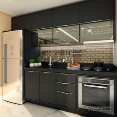 A lot of my shoppers have, sadly, initiated the design of their kitchen without an understanding of the extent of what's truly concerned within the [. Kitchen Room Design, Studio Kitchen, Home Room Design, Kitchen Cabinet Design, Kitchen Layout, Home Decor Kitchen, Interior Design Kitchen, Home Kitchens, Kitchen Modular
