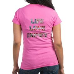 """Flag"" (back) Junior Jersey T-shirt (dark)"