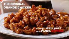 The Original Orange Chicken by Panda Express Nice photo! The Original Orange Chicken by Panda Express Nice photo! Tasty Videos, Food Videos, Tasty Chicken Videos, Recipe Videos, Cooking Videos, Healthy Dinner Recipes, Cooking Recipes, Vegan Meals, Diet Recipes