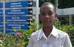 Saúl, con 14 años ya esta cursando una carrera universitaria