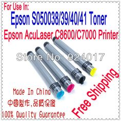 Cheap color toner, Buy Quality epson printer toner directly from China toner printer Suppliers: Color Toner For Epson AcuLaser Printer,Use For Epson Toner Refill Epson 8600 7000 Toner Laser Printer, Inkjet Printer, Chips Brands, Printer Cartridge, Konica Minolta, Epson, Brand Names, Color, Things To Sell