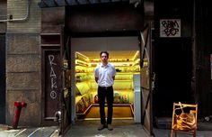 New York's smallest museum is housed in an elevator shaft - Lost At E Minor: For creative people
