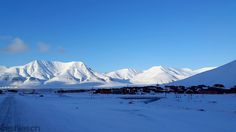 our base for the first few days in #longyearbyen