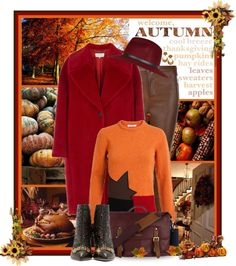 """""""Alluring Autumn Colors"""" by shortyluv718 on Polyvore"""