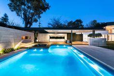 Hillam Architects, verbouwing, Perth, Australië - Villa uit de 80's getransformeerd